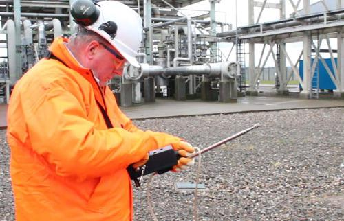 Authorised Gas Tester OPITO Approved Training