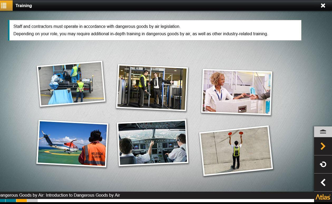 Dangerous Goods by Air (DGBA) HCA Accredited Training