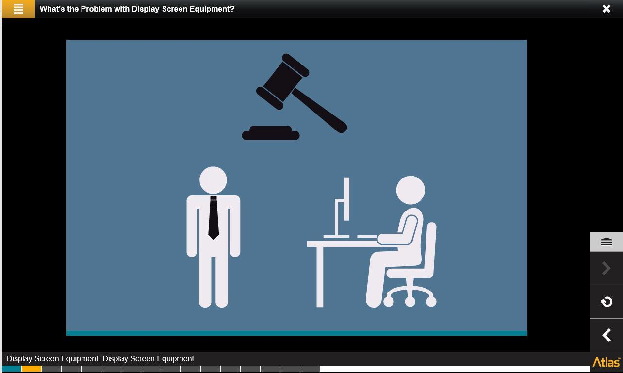 Display Screen Equipment DSE Training 2