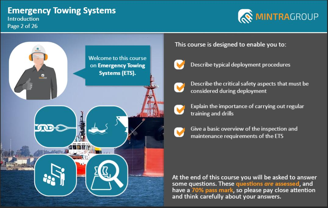 Emergency Towing Systems Training 2