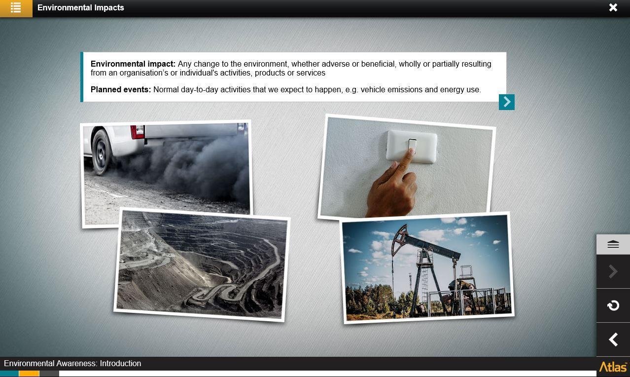 Environmental Awareness Training 3