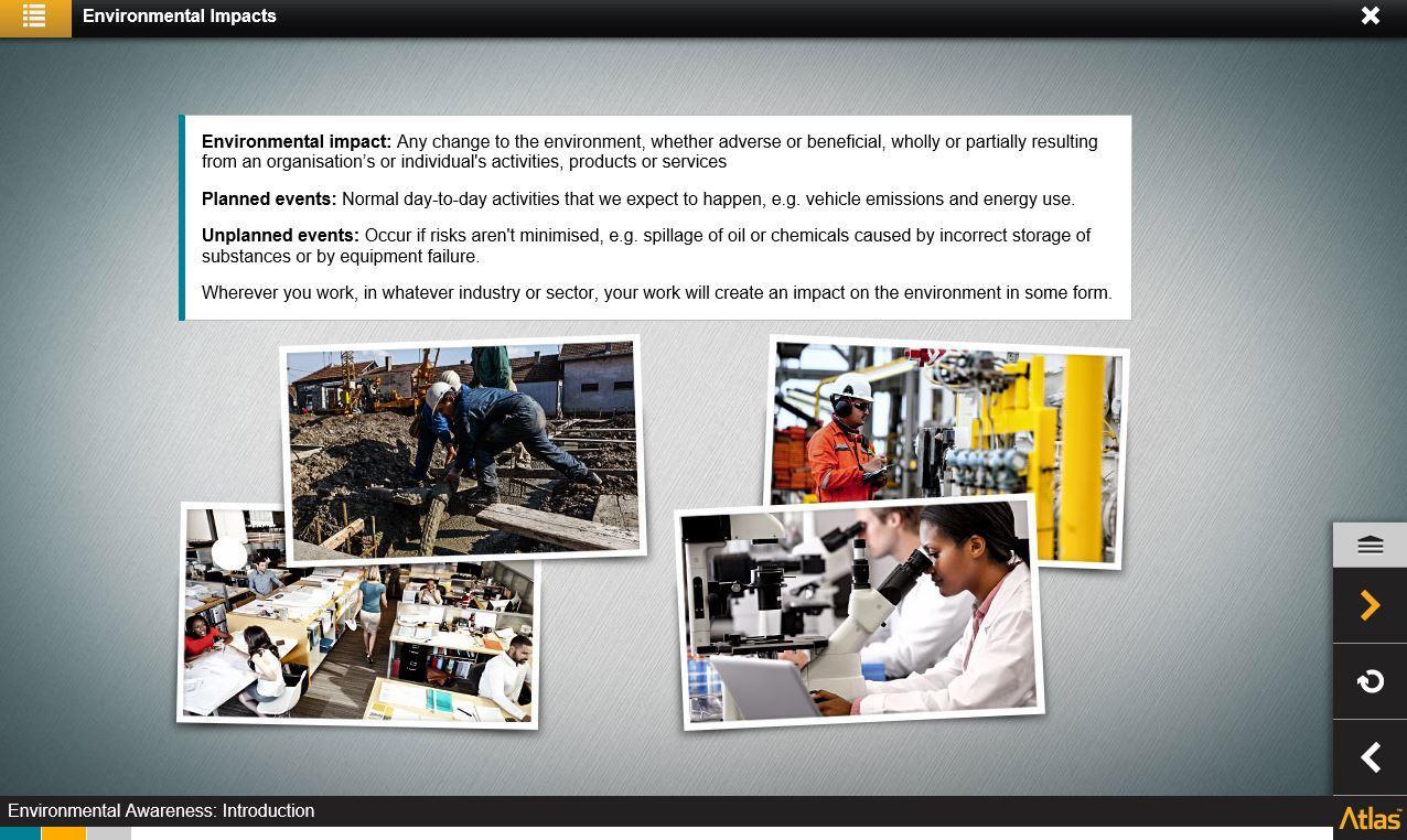 Environmental Awareness Training 5