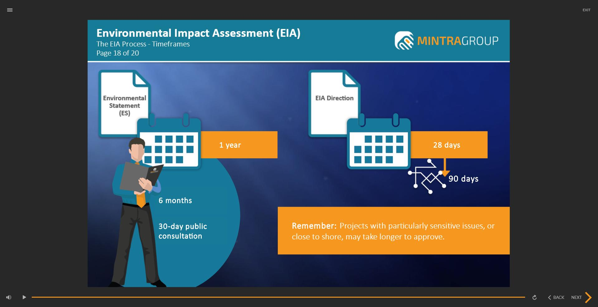 Environmental Impact Assessment EIA Training 5