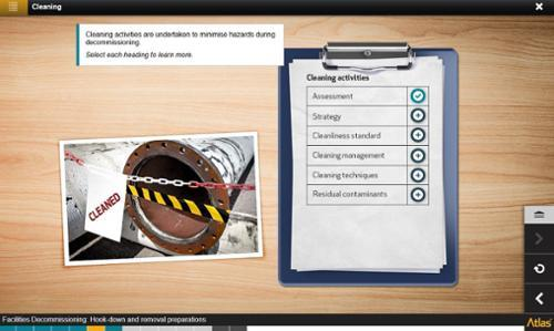 Facilities Decommissioning Training 3