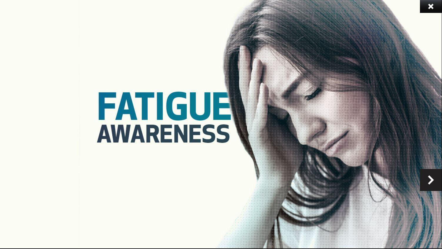 Fatigue Awareness Training 2