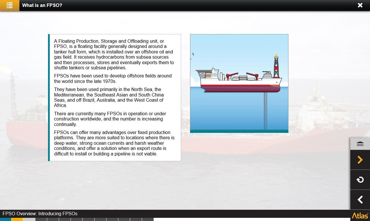 FPSO Overview Training 2
