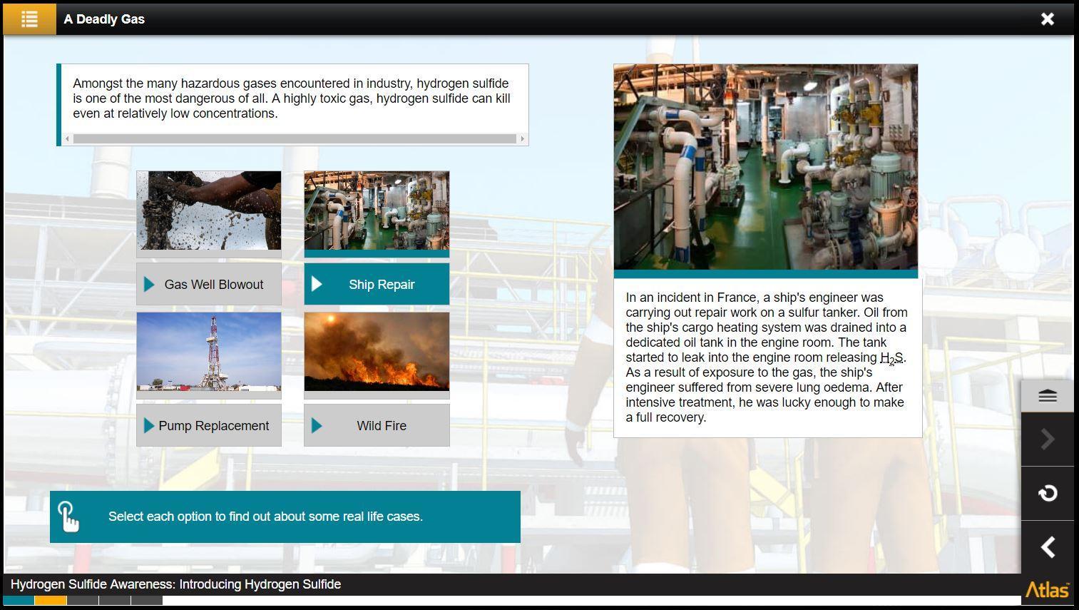 Hydrogen Sulfide Awareness Training 3