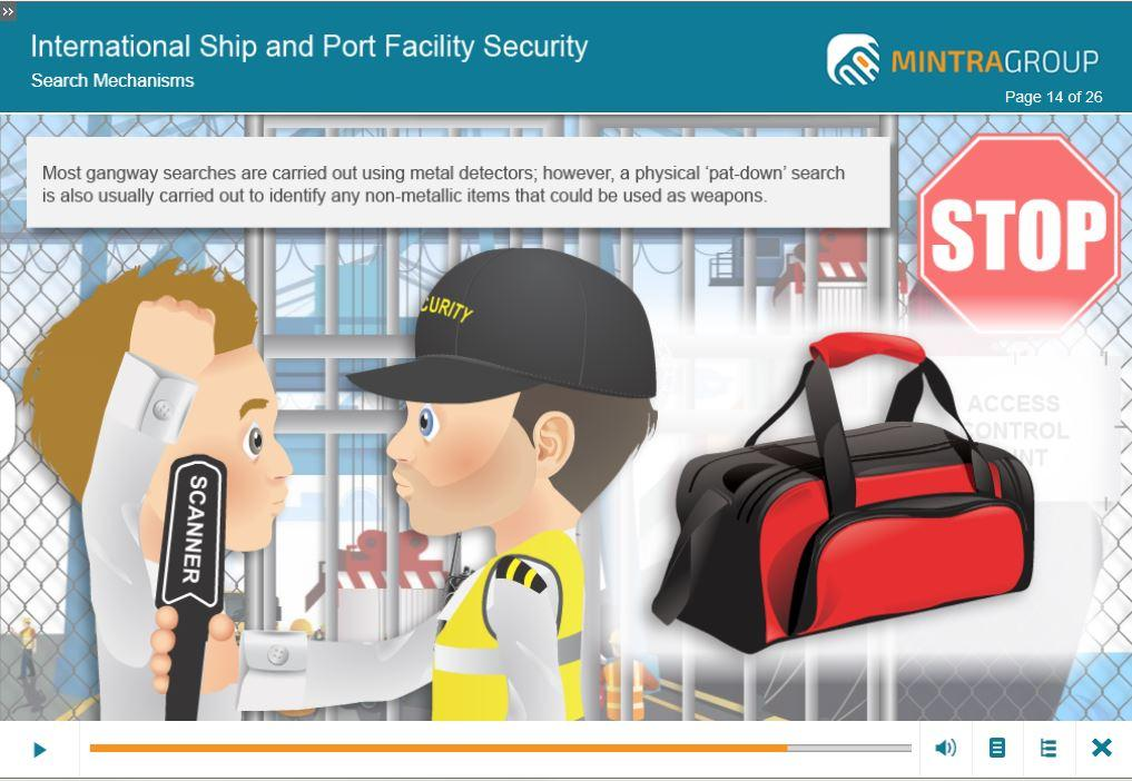 International Ship and Port Security ISPS Training 2