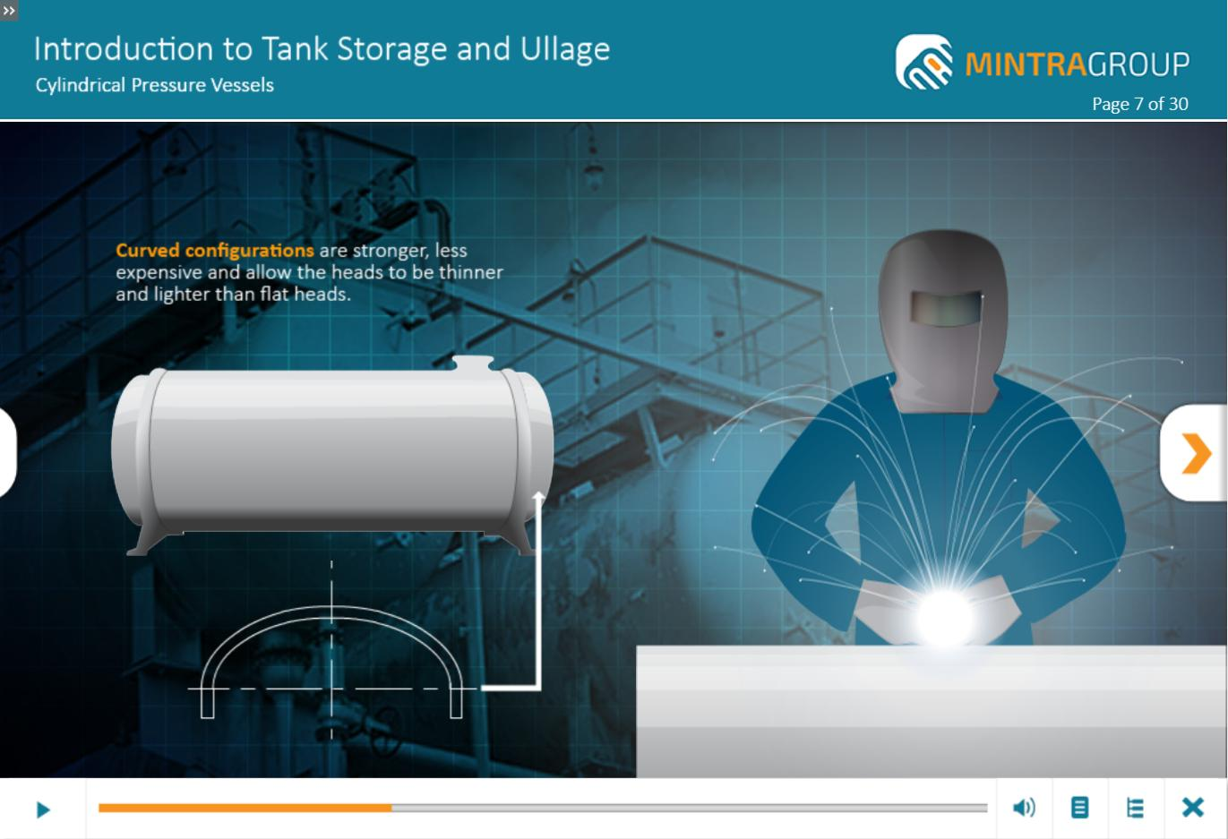 Introduction to Tank Storage and Ullage Training 5
