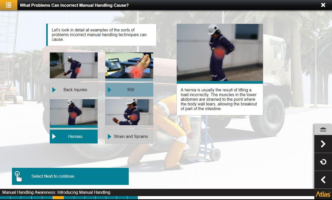 Manual Handling Training 3
