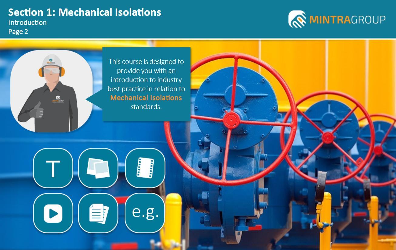 Mechanical Isolations Training 2