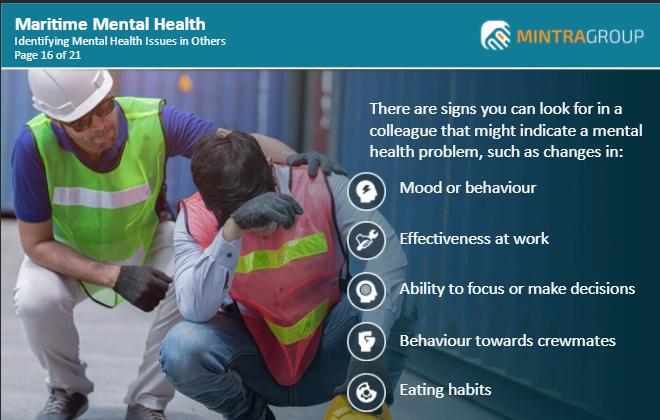 Mental Health Training 4