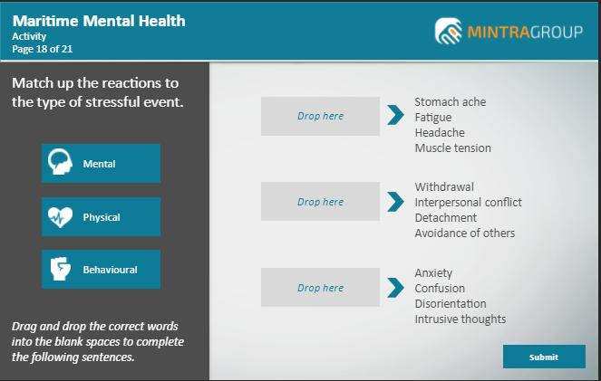Mental Health Training 5