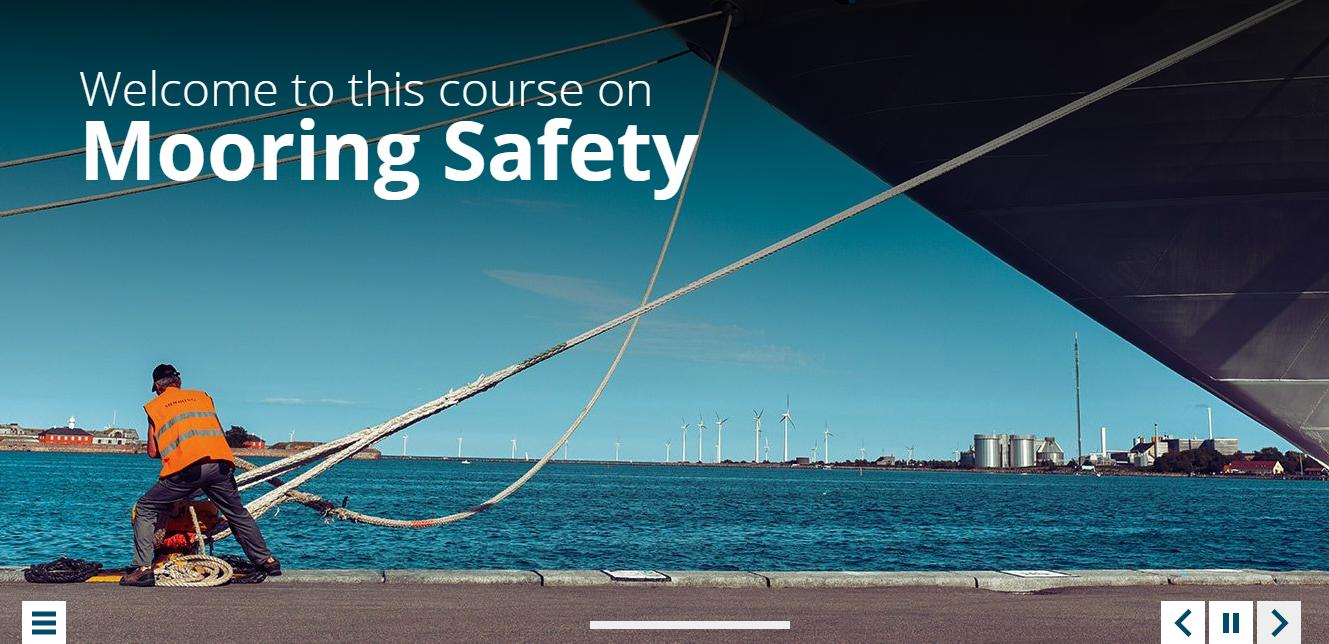 Mooring Safety Training 2