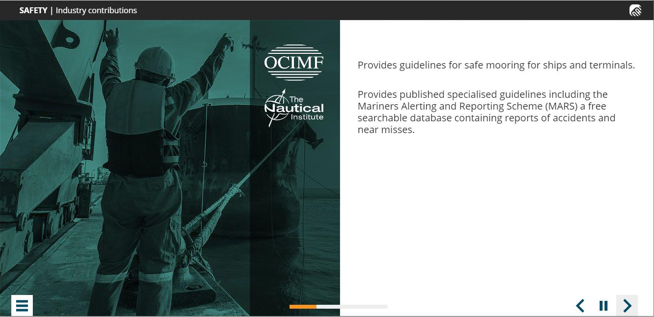 Mooring Safety Training 5