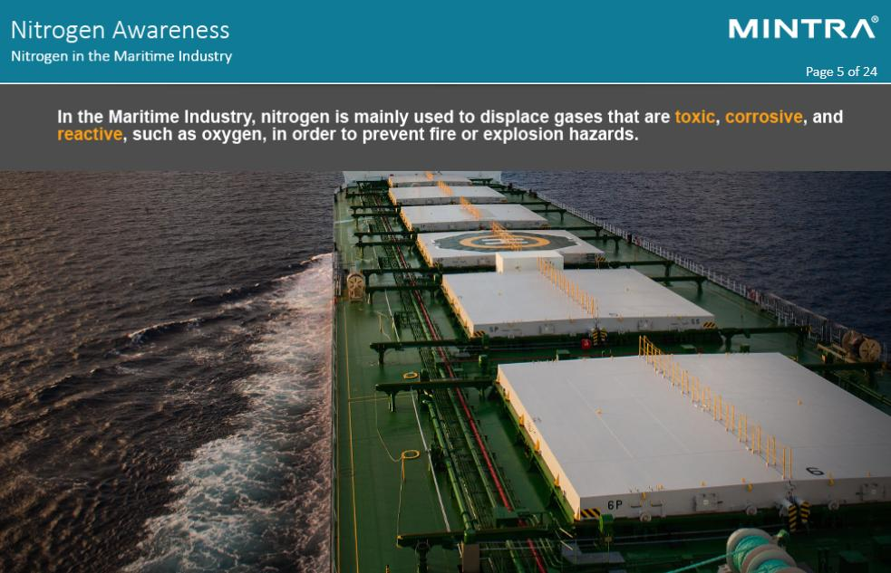 Nitrogen Awareness Training 2