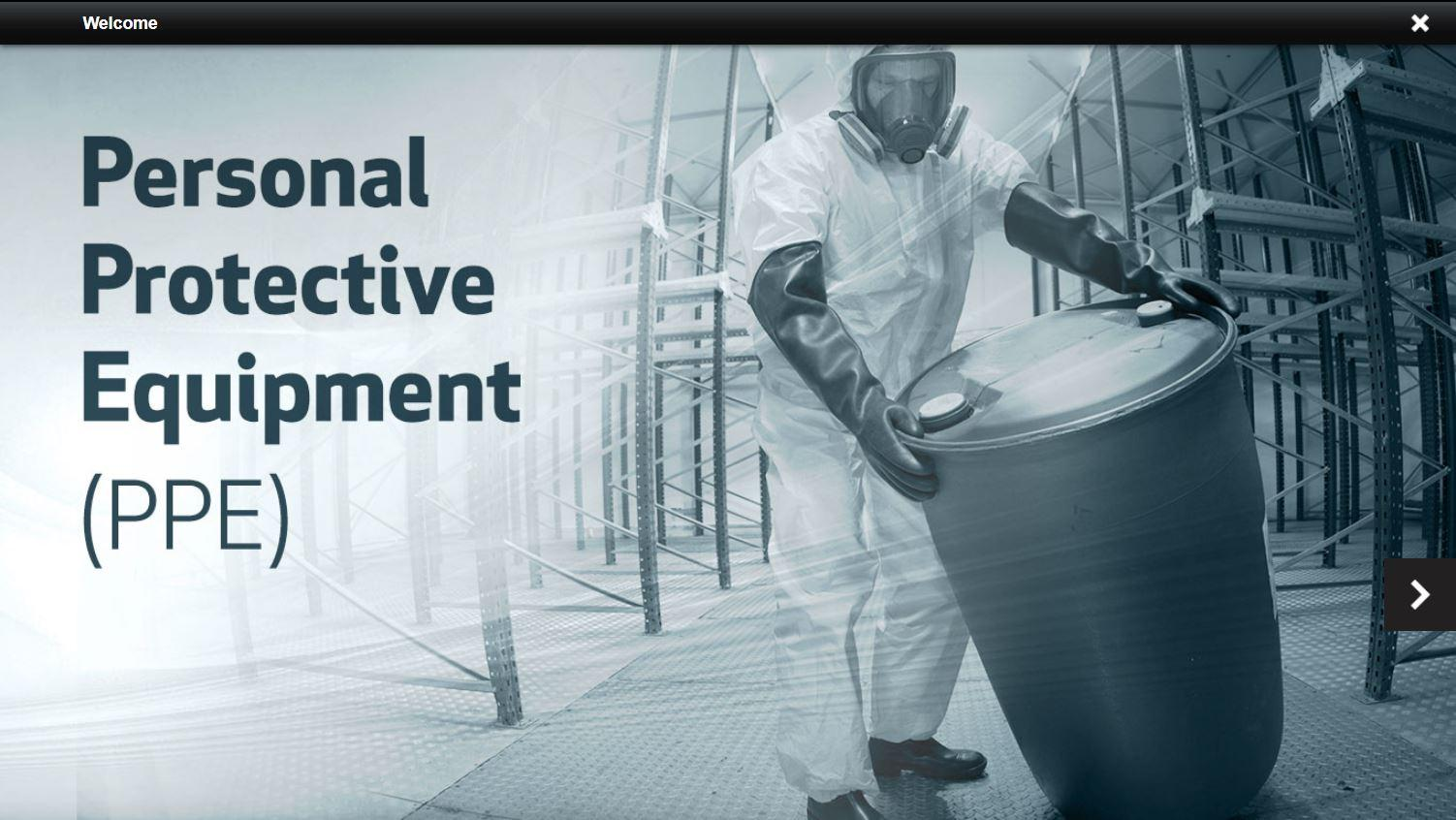 Personal Protective Equipment Training 2