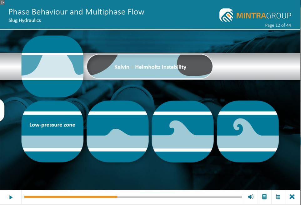 Phase Behaviour and Multiphase Flow Training 3