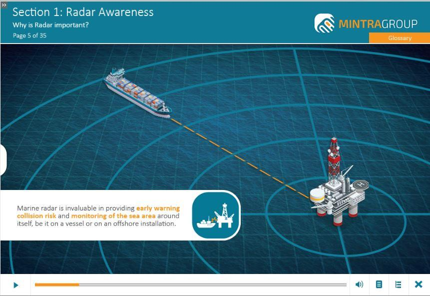 Radar Awareness for the Oil and Gas Industry Training 2