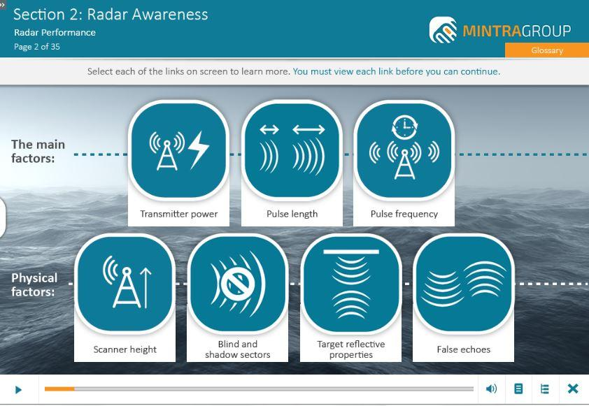Radar Awareness for the Oil and Gas Industry Training 3