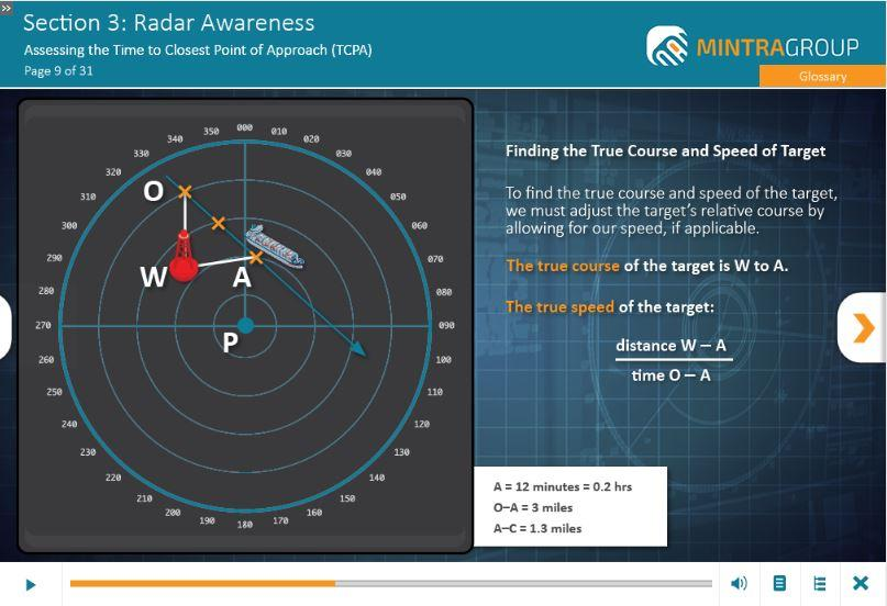 Radar Awareness for the Oil and Gas Industry Training 4