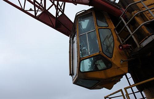 Safe Crane Operations Training