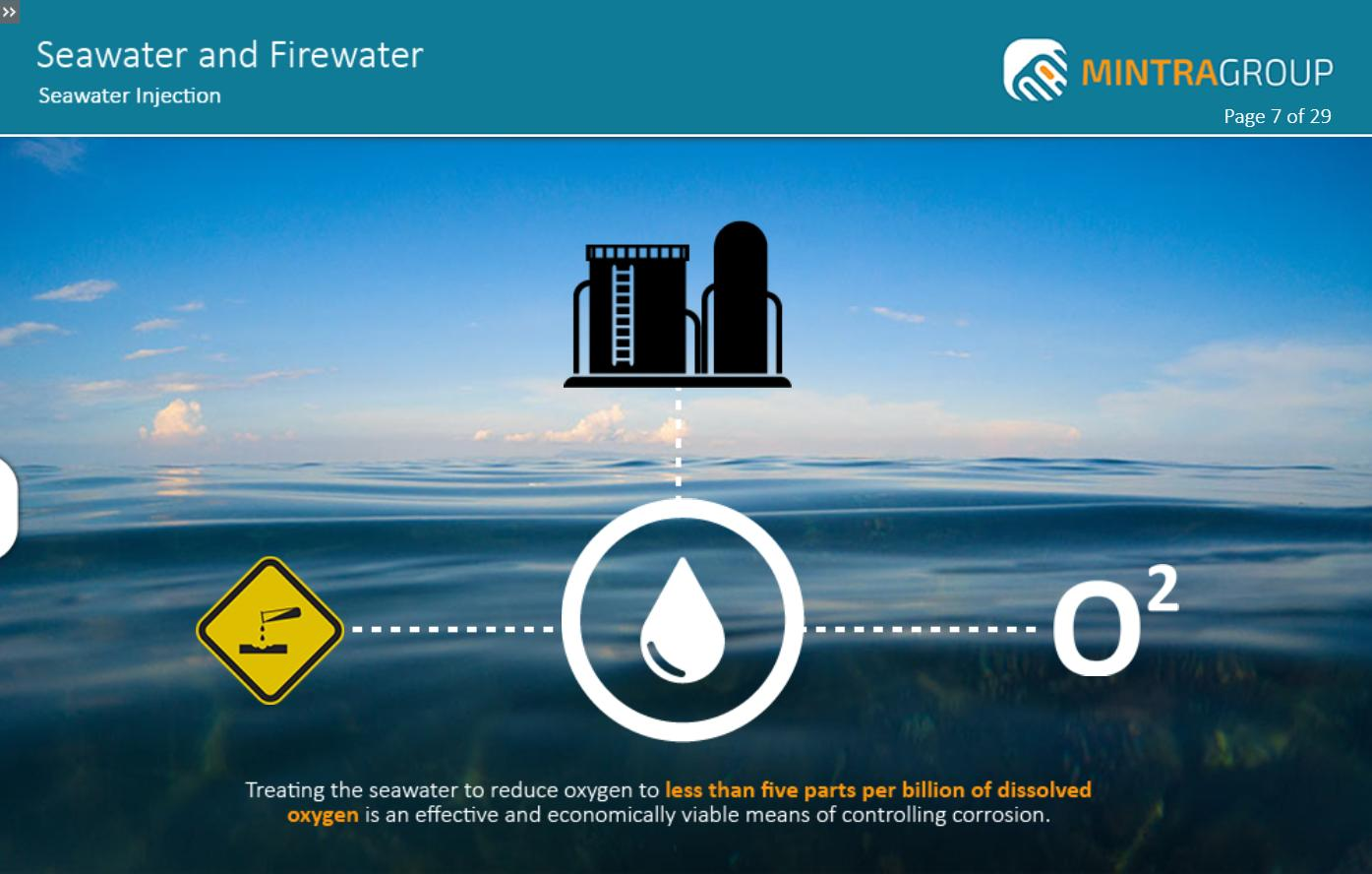 Seawater and Firewater Training