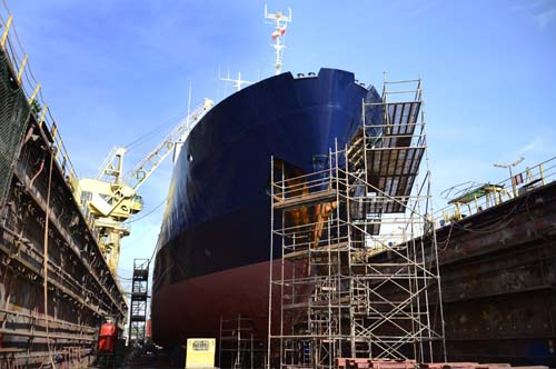 Ship Construction and Basic Stability Course