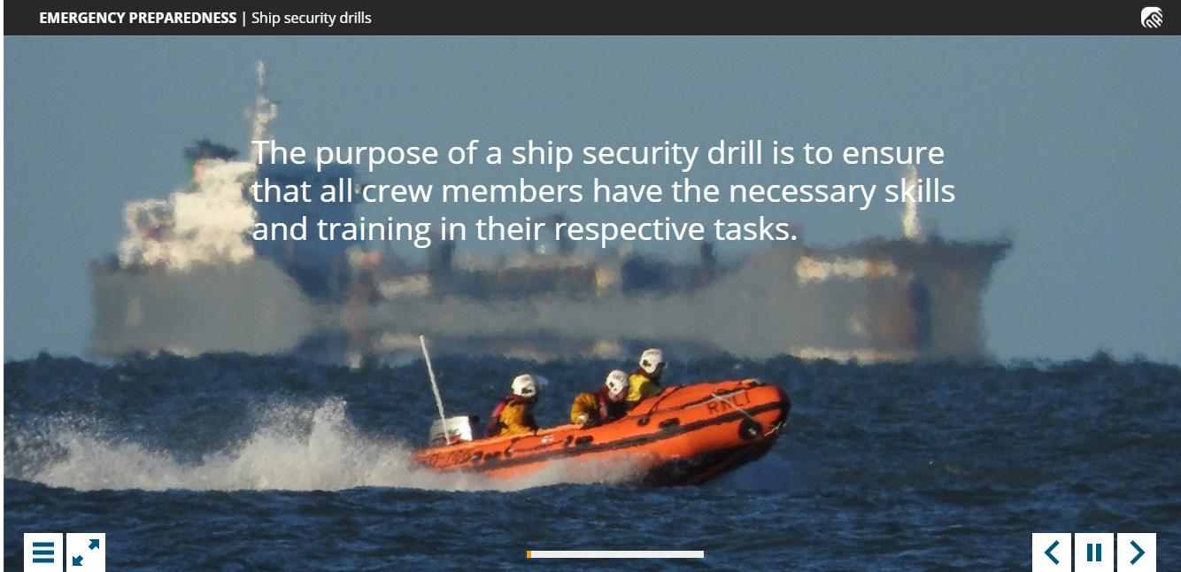 Ship Security Officer (SSO) with Certification (STCW A-VI/5) Training