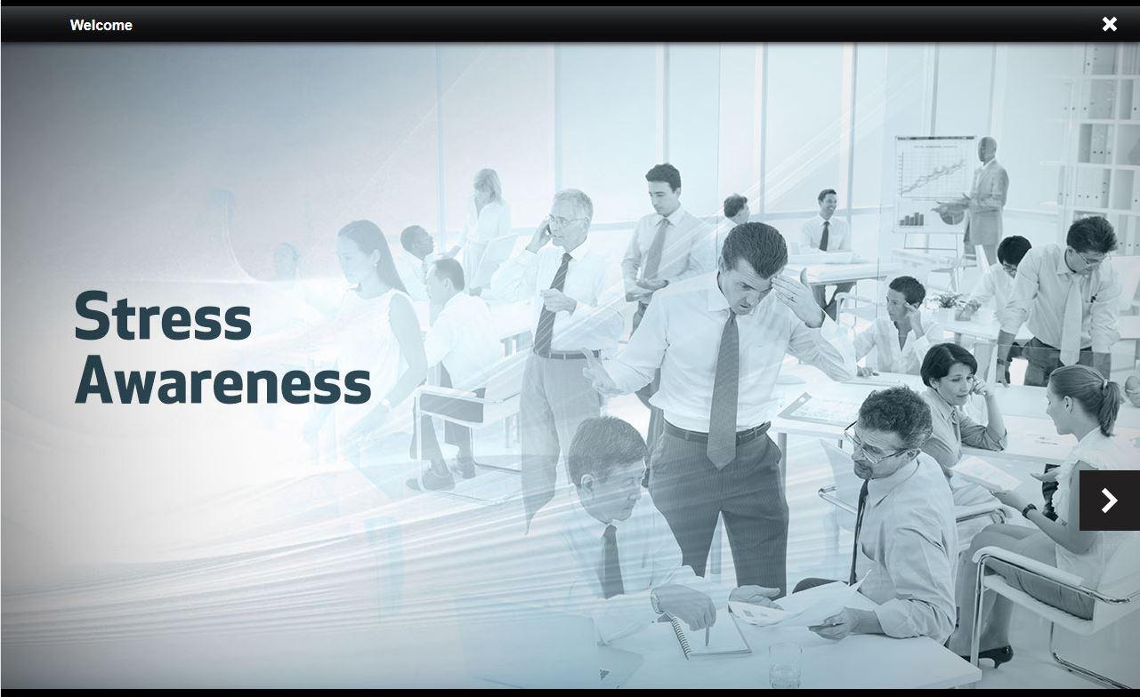 Stress Awareness Training 2
