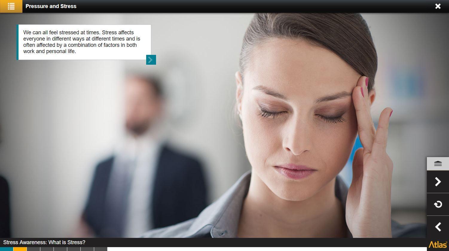 Stress Awareness Training 4