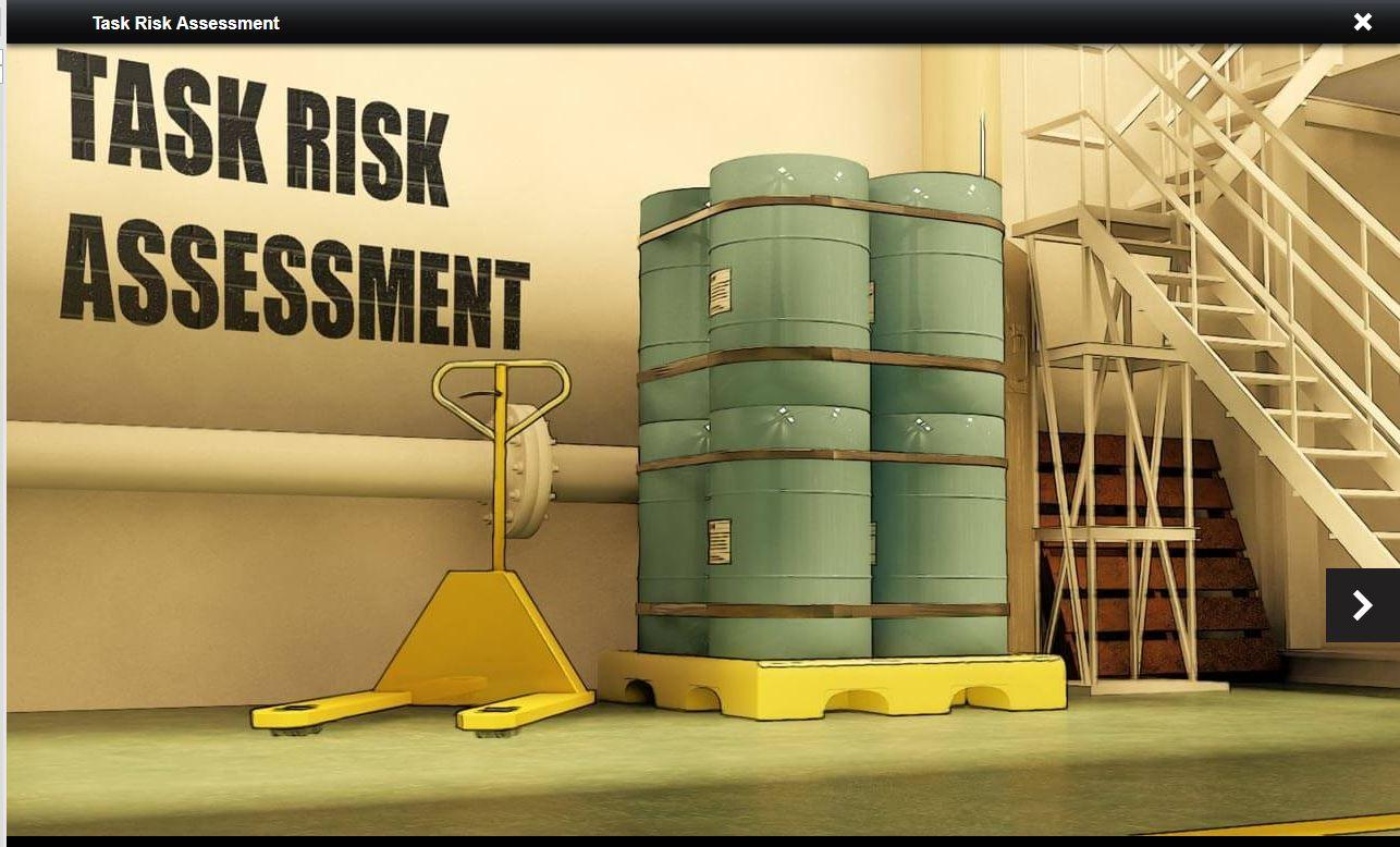 Task Risk Assessment Training 2