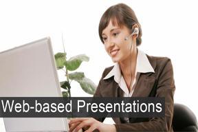 Webinars Conducting a Web based Presentation Training 2
